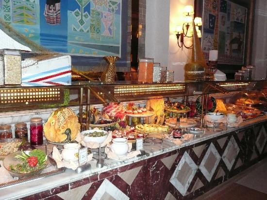 Baron Resort Sharm El Sheikh: ristorante sinai