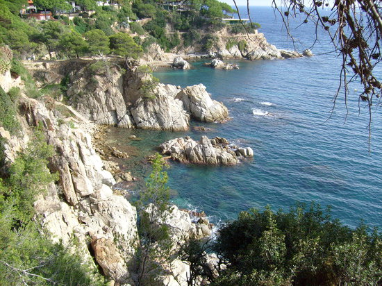 Lloret de Mar, İspanya: Gorgeous Views