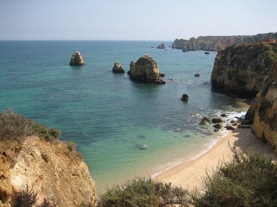 لاجوس, البرتغال: Lagos beach