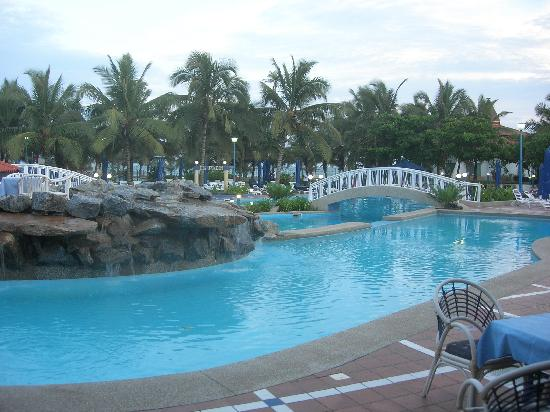 La Palm Royal Beach Hotel Best Pool In Ghana They Say