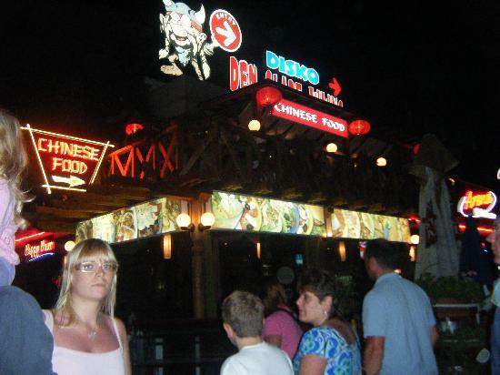 The Corner Bar Sunny Beach Picture Of Sunny Beach