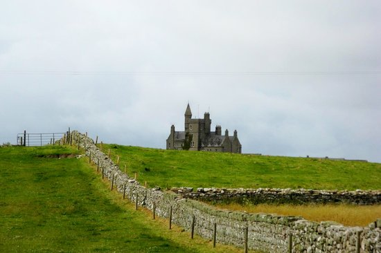 Mullaghmore, Irlandia: Lord Mountbattans' summer home