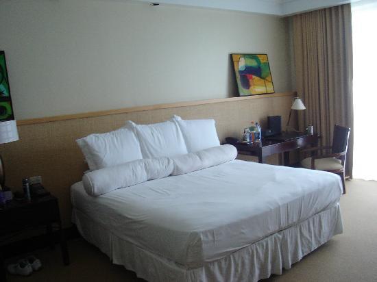 Mandarin Oriental, Miami: comfy huge bed