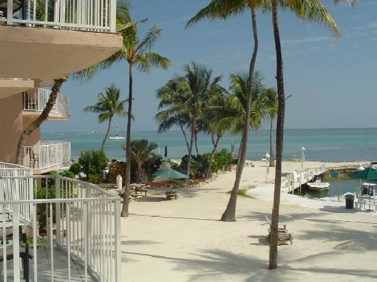 Chesapeake Beach Resort: One of their beaches!