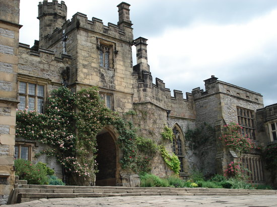 Бэйквэлл, UK: Haddon Hall