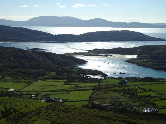 Condado de Kerry, Irlanda: Driving through County Kerry in September 2007