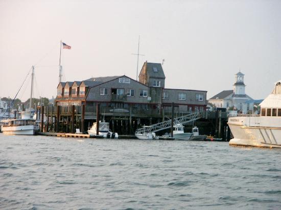 fishing wharf in cape cod massachusetts