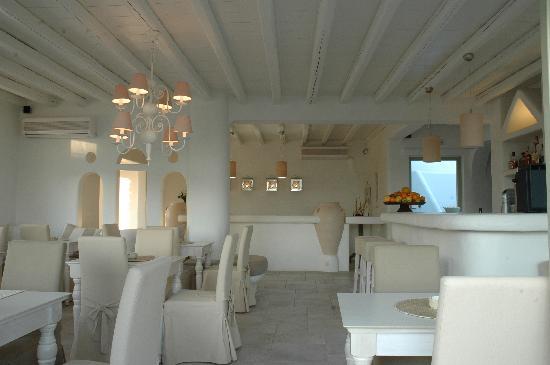 Altana Boutique Hotel: reception