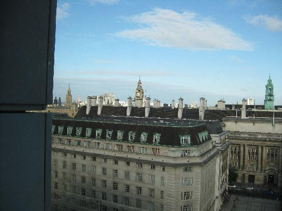 Park Plaza County Hall London: View from the room