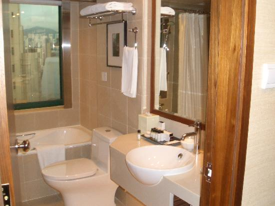 Bathroom picture of eaton hong kong hong kong for Bathroom designs zimbabwe