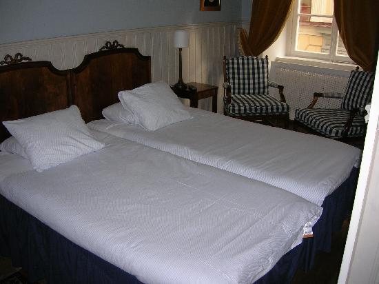 Scandic Gamla Stan: Hotel Room