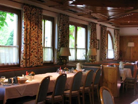 Gasthof Badl: Breakfast room