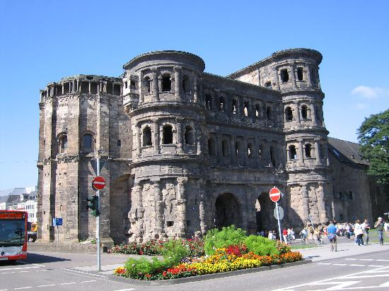 Porta Nigra Trier Germany - Picture of Grand Hotel de la Poste ...: www.tripadvisor.com/LocationPhotoDirectLink-g206506-d617992...
