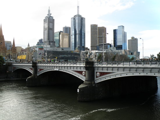 Melbourne, Australia: Princes Bridge