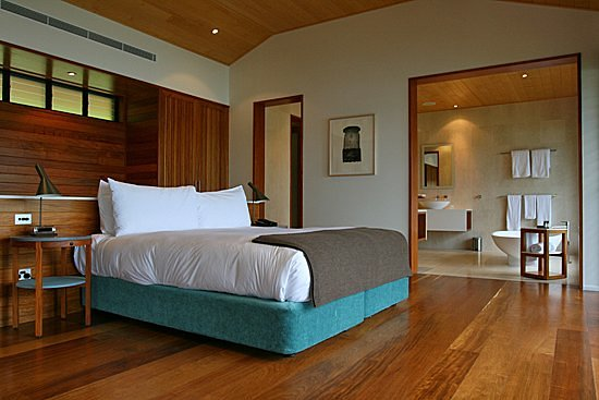Qualia Resort: Our Bedroom