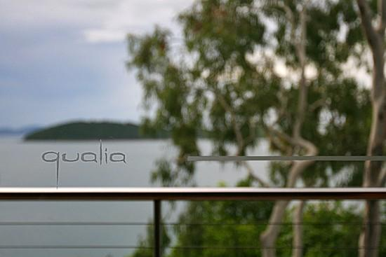 Qualia Resort : The view