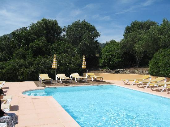 Cala di l'Oru : Garden / pool