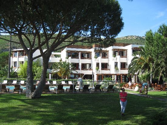 La Roya : Hotel