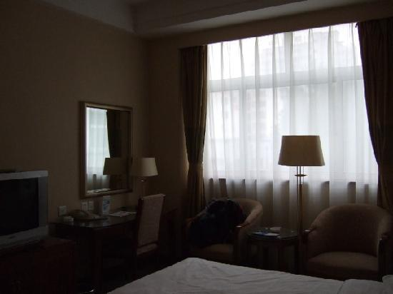 Shaolin International Hotel: Twin share room