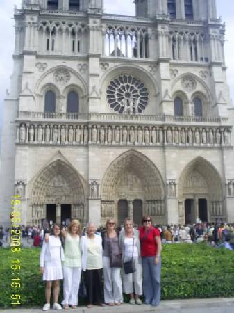 Residence du Roy Hotel: Notre Dame