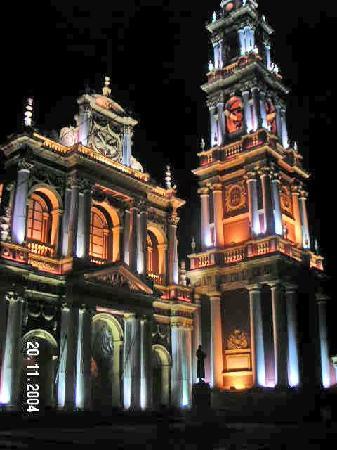 Northern Argentina, Argentina: St Sebastian, Salta