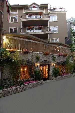 The Istanbul Suite: Suite Home Hotel