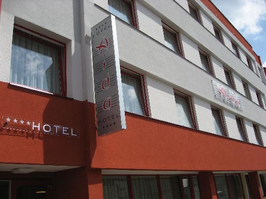 Aida Hotel Prague Booking