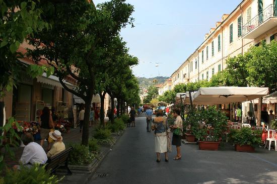 Hotels In Diano Marina Italien