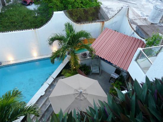 Casa Sirena Hotel : La piscine