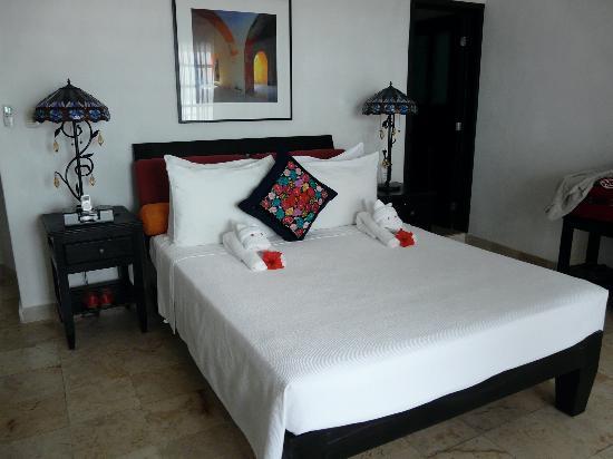 Casa Sirena Hotel : La chambre #5