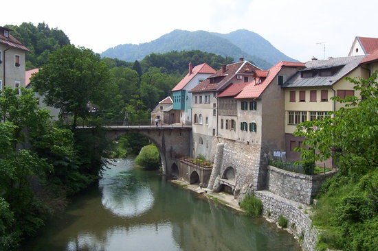 Slovenien: Skofja Loka