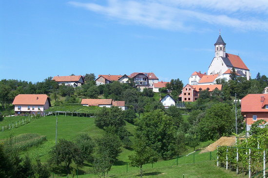 Ptujska Gora, eastern Slovenia