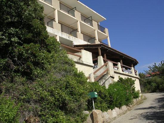 Sagone, فرنسا: L'albergo