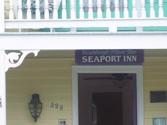 welcome to seaport inn