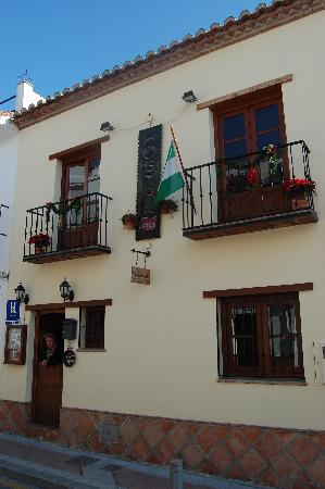 Hostal Lorca: The Hostal