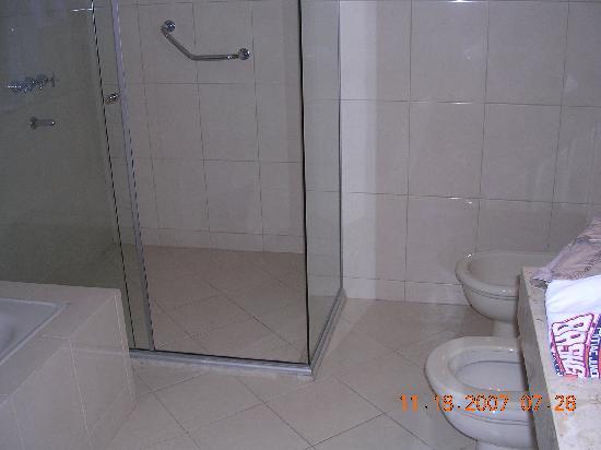 Asuncion Palace Hotel: Bathroom