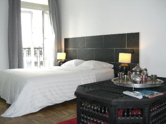 La Casa BXL: Bedroom