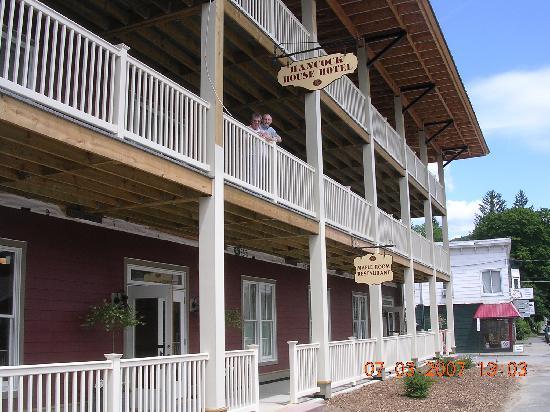 Hancock House Hotel: The Hancock House