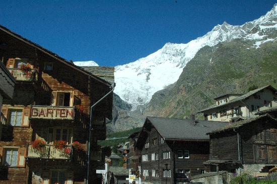 Saas Fee village Picture of Hotel Marmotte SaasFee TripAdvisor