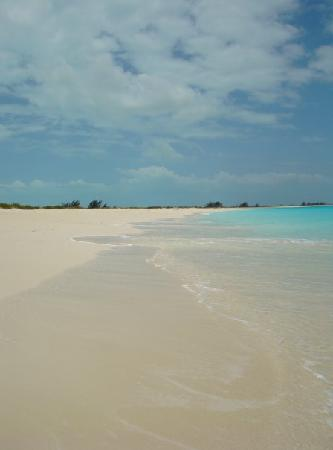 The Meridian Club Turks & Caicos: perfect beach