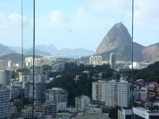 "The Villa: view of my room ""Jardim Botanico"""