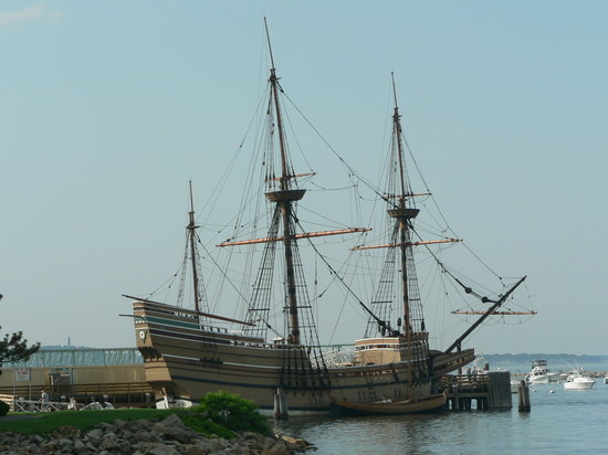 Plymouth, MA: Mayflower 2