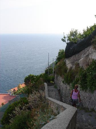 Trail to Amalfi
