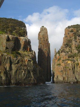 Hobart, Australia: Candlestick