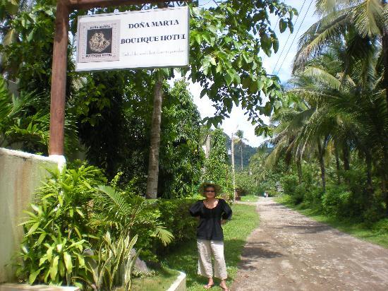 Dona Marta Boutique Hotel : Tropical Paradise