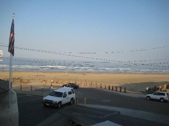 Beach House Inn and Suites : View from hotel balcany