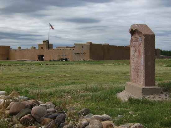 La Junta, CO: Bent's Fort