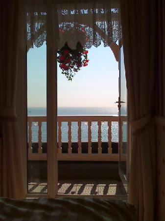 Bay Tree Hotel: View from the bed!