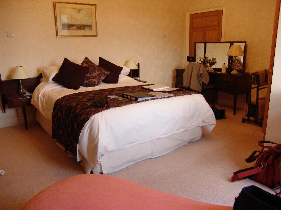 Wood Farm Bed and Breakfast: our room