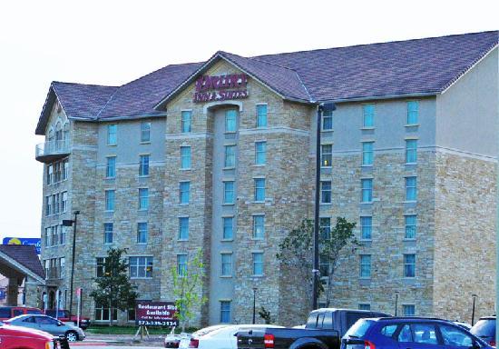 Drury Inn & Suites Amarillo: Hotel